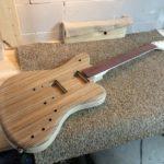 gitaarbouw
