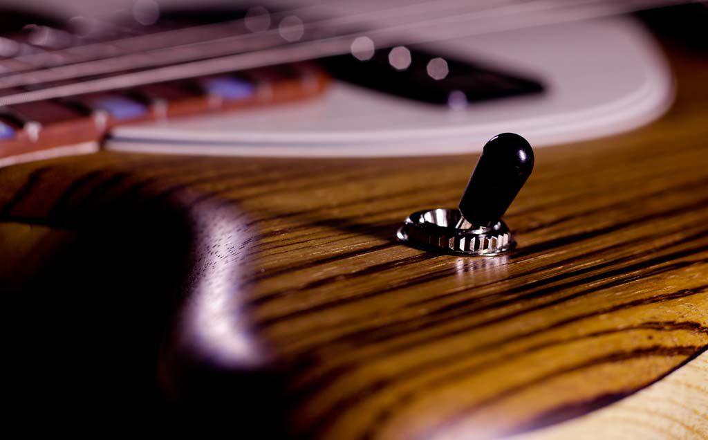 gitaarschakelaar