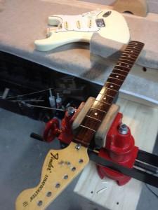 Olie-gitaartoets
